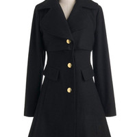 Warm Welcome Coat | Mod Retro Vintage Coats | ModCloth.com
