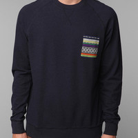 Deter Baja Pocket Crew Sweatshirt