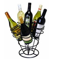 Bottle Bouquet Wine Rack - The Afternoon