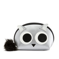 Charlotte Russe - Cute Squirrel Makeup Bag