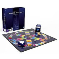 Trivial Pursuit Master Edition Game: Amazon.co.uk: Toys & Games