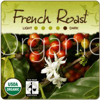 Organic French Roast Fair-Trade Coffee 5-Pound Bag