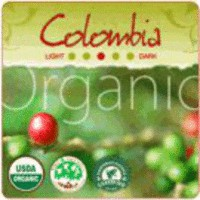 Organic Colombia 'Mesa De Los Santos' Fair-Trade Coffee 5-Pound Bag