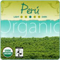 Organic Peru 'Andes Gold' Fair-Trade Coffee 5-Pound Bag