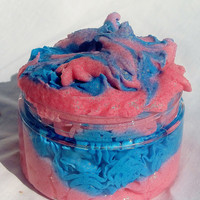 Cotton Candy Sugar Scrub 4oz
