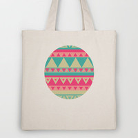 Tribal #2 Tote Bag by haleyivers | Society6