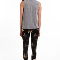 Cross Your Leggings $30