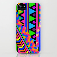 NEON iPhone Case by Bianca Green | Society6