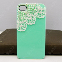 iphone 5 case  Lace case   iphone 4 case iphone 4s case 3D iphone 5 cases