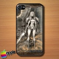 Claymore Phantom Miria Custom iPhone 4 or 4S Case Cover