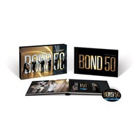 Bond 50: The Complete 22 Film Collection [Blu-ray] (2012)