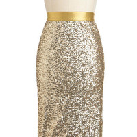 Sequin and Shine Skirt | Mod Retro Vintage Skirts | ModCloth.com