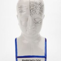 UrbanOutfitters.com > Phrenology Head Jewelry Stand