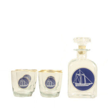 Nautical Decanter Set