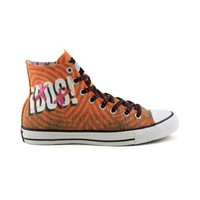 Converse All Star Green Day Dos Athletic Shoe, Orange  Journeys Shoes