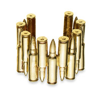 Jennifer Fisher Bullet Cuff - ShopBAZAAR