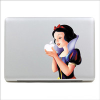 Apple   macbook decal Color Snow White Mac Book Mac Book Air Mac Book Pro Mac Sticker Mac Decal Apple Decal Mac Decals