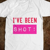 Pitch Perfect: I've been shot! - Keep Calm & Be a Mermaid