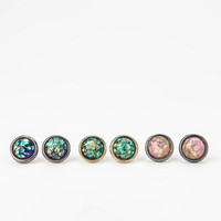 Cosmic Dust Earring Set