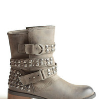 Showstopper Studded Boots - $82.00 : ThreadSence, Women&#x27;s Indie &amp; Bohemian Clothing, Dresses, &amp; Accessories