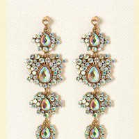 Off Broadway Statement Earrings