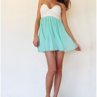 Dress Sea Foam