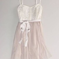 AE Ballerina dress