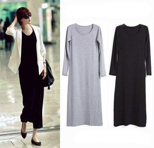 Shirt Maxi Dress on Full Length Long Sleeves T Shirt Maxi Dress On Wanelo