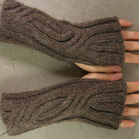 fingerless gloves arm warmers fingerless mittens by piabarile
