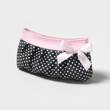 A Dot To Love Cosmetic Bag  | Claire's