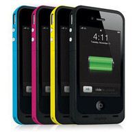 i Phone 4 / 4S Charging Rechargeable Battery Case 2000mAh