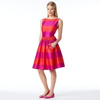 kate spade | striped carolyn dress