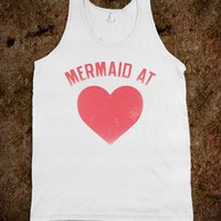 Mermaid At Heart (Tank) - Summer Of Fun - FOLLOW MEE