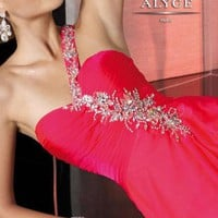 B&#x27;Dazzle 35511 at Prom Dress Shop