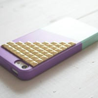 IPhone 5 Case - Color Block Case - .. on Luulla