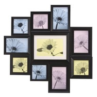 10 Opn. Black Collage Frame