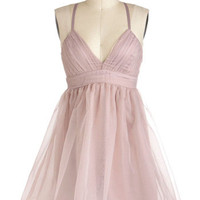 Lavender Blush Dress | Mod Retro Vintage Dresses | ModCloth.com