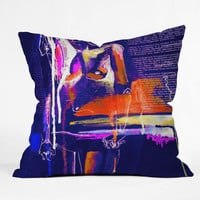 DENY Designs Home Accessories | Holly Sharpe Sense 1 Throw Pillow
