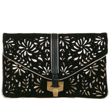 Cutout Flower Clutch - View All  - Going Out