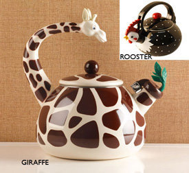 Giraffe Tea Kettle