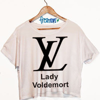 Lady Voldemort | fresh-tops.com