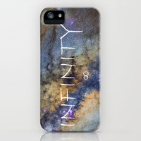 INFINITY STARS iPhone Case by Guido Montas | Society6