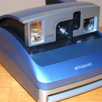 Vintage Polaroid one600 Instant Camera