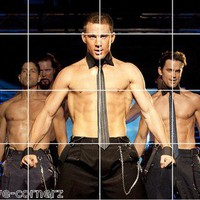 Magic Mike - Channing Tatum 16 Piece Poster on eBay!