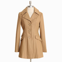 kerswick maine peacoat by Tulle - $108.99 : ShopRuche.com, Vintage Inspired Clothing, Affordable Clothes, Eco friendly Fashion