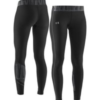 Under Armour Women&#x27;s Print Blocked ColdGear Tights - Dick&#x27;s Sporting Goods