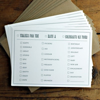 The Every Occasion Card (8pk) - Cool Material