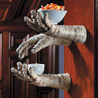 Halloween Mummy Hand-set Of 2