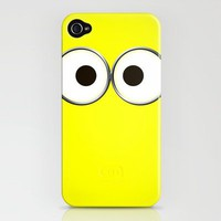 Minion iPhone Case by Cbrocoff | Society6
