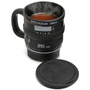 ThinkGeek :: Into Focus Camera Lens Coffee Mug